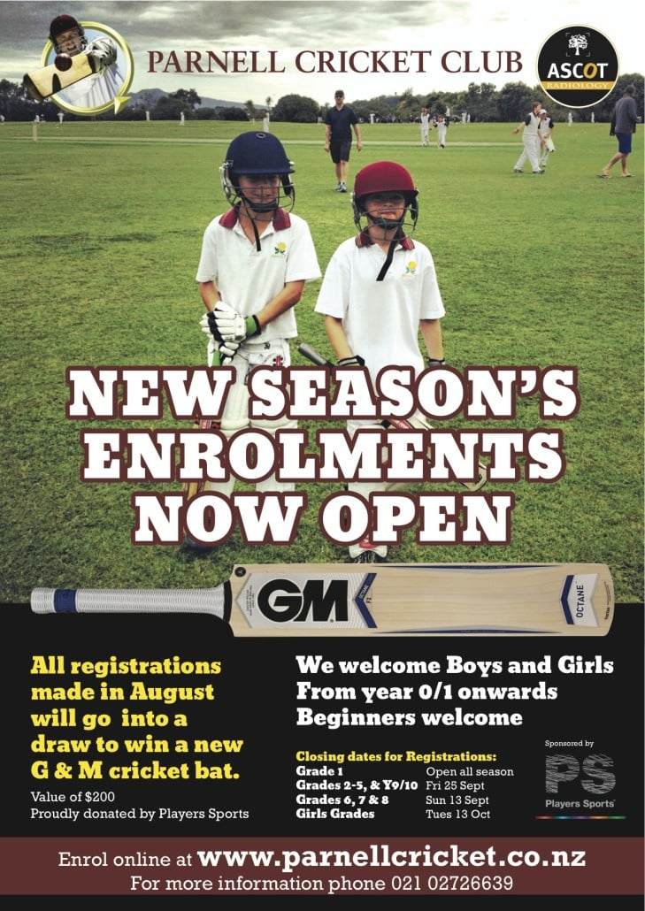 Junior enrolment A4 Flyer 2015-08 (1) copy