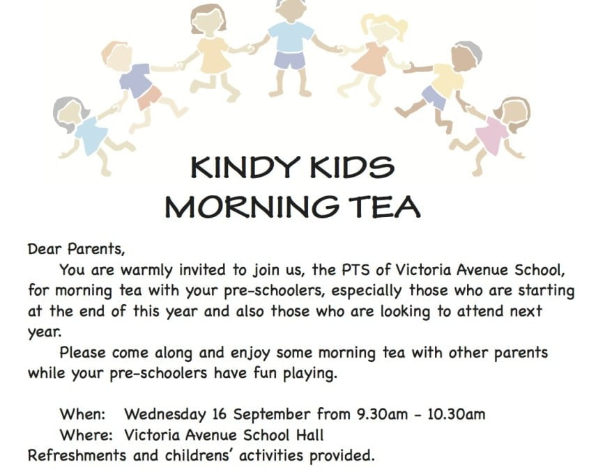 Kindy Kids Morning Tea2015 copy