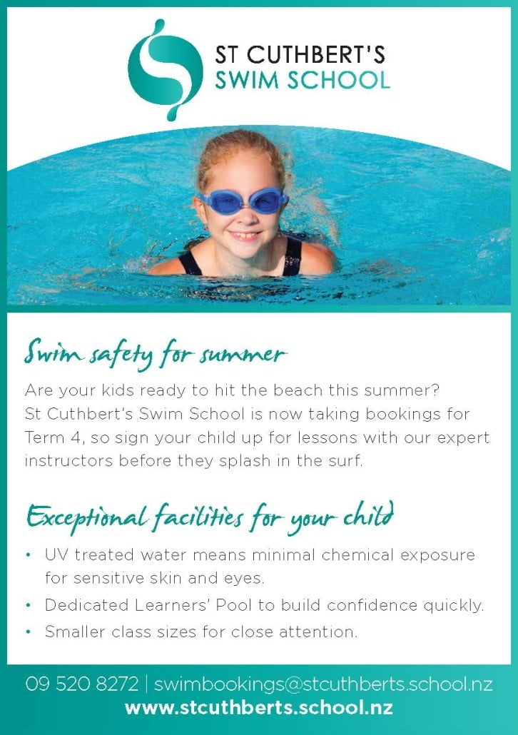 Swim School Newsletter Sign up For Term 4